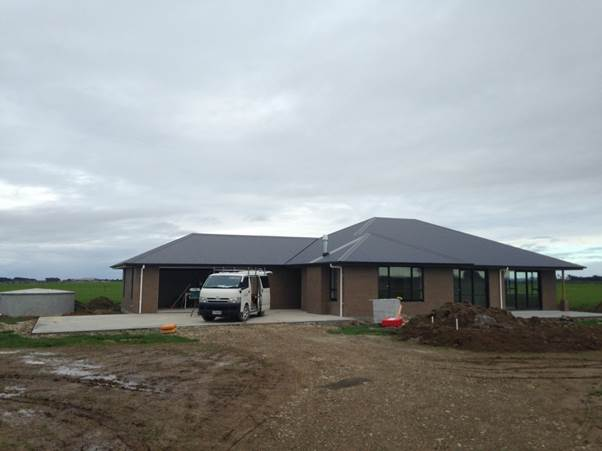Farm manager's accommodation